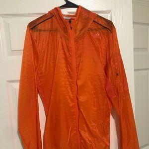 Men's Adidas running jacket size small